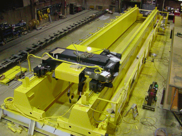 Double Girder Top Running